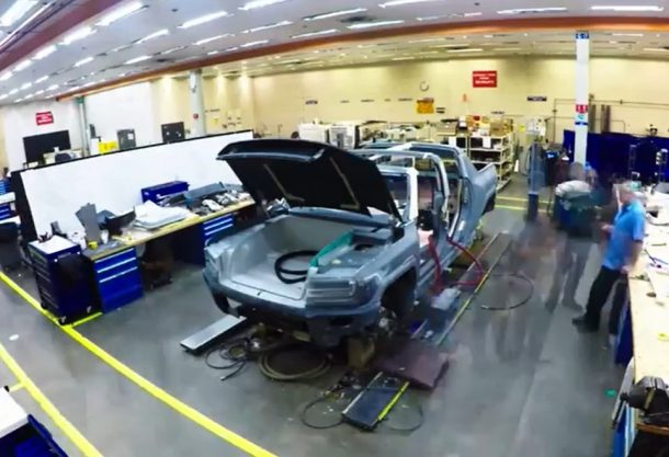 GMC Hummer EVs Come Into Focus - Sending Best